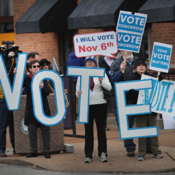 Here are all the states that have same-day voter registration for last-minute voters