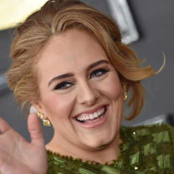 Adele just posted the most epic throwback to show her Spice Girls reunion excitement