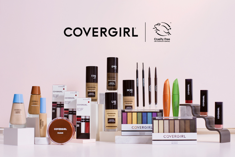 CoverGirl just became the biggest makeup brand to officially be cruelty-free