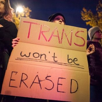 If you're angry about trans discrimination, this is how you can turn your rage into useful action