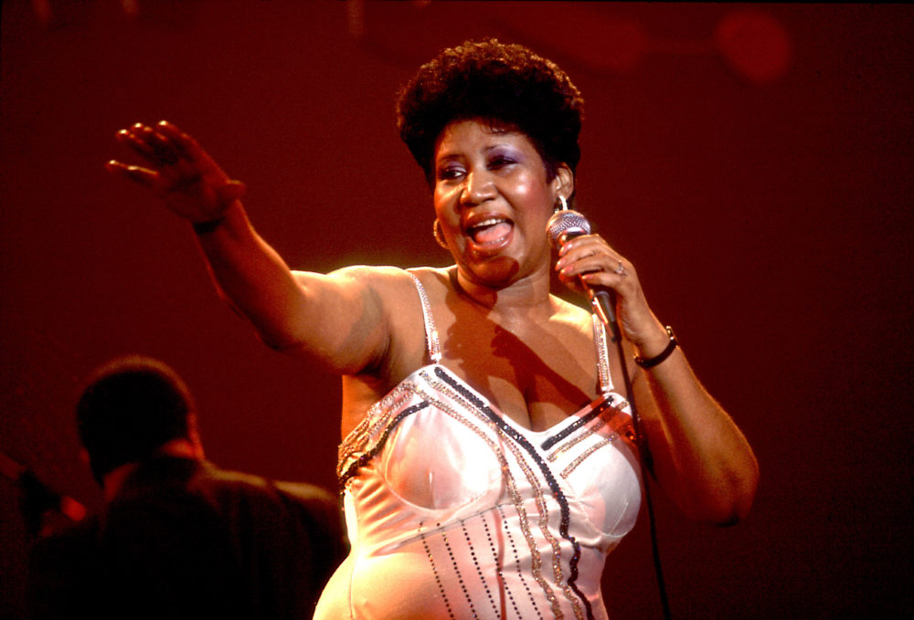 A new Aretha Franklin documentary is finally coming out next week—after 46 years