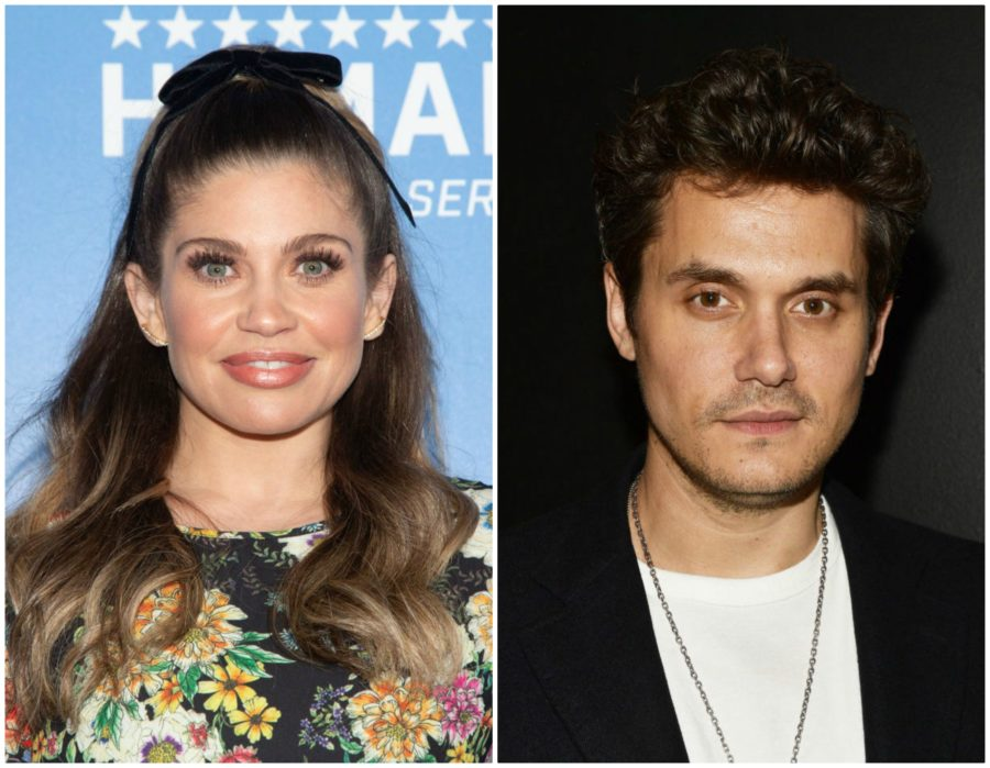 In best thing ever, John Mayer performed a Beyoncé cover at Danielle Fishel's wedding