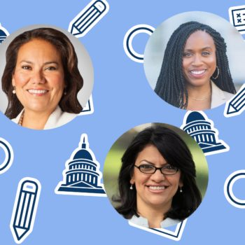 Victory! Congratulations to our She's Running candidates who won big in the midterms