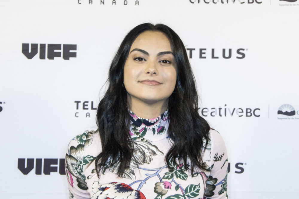 Camila Mendes clapped back after a troll criticized her relationship with Charles Melton