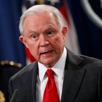 Attorney General Jeff Sessions has resigned at Trump's request