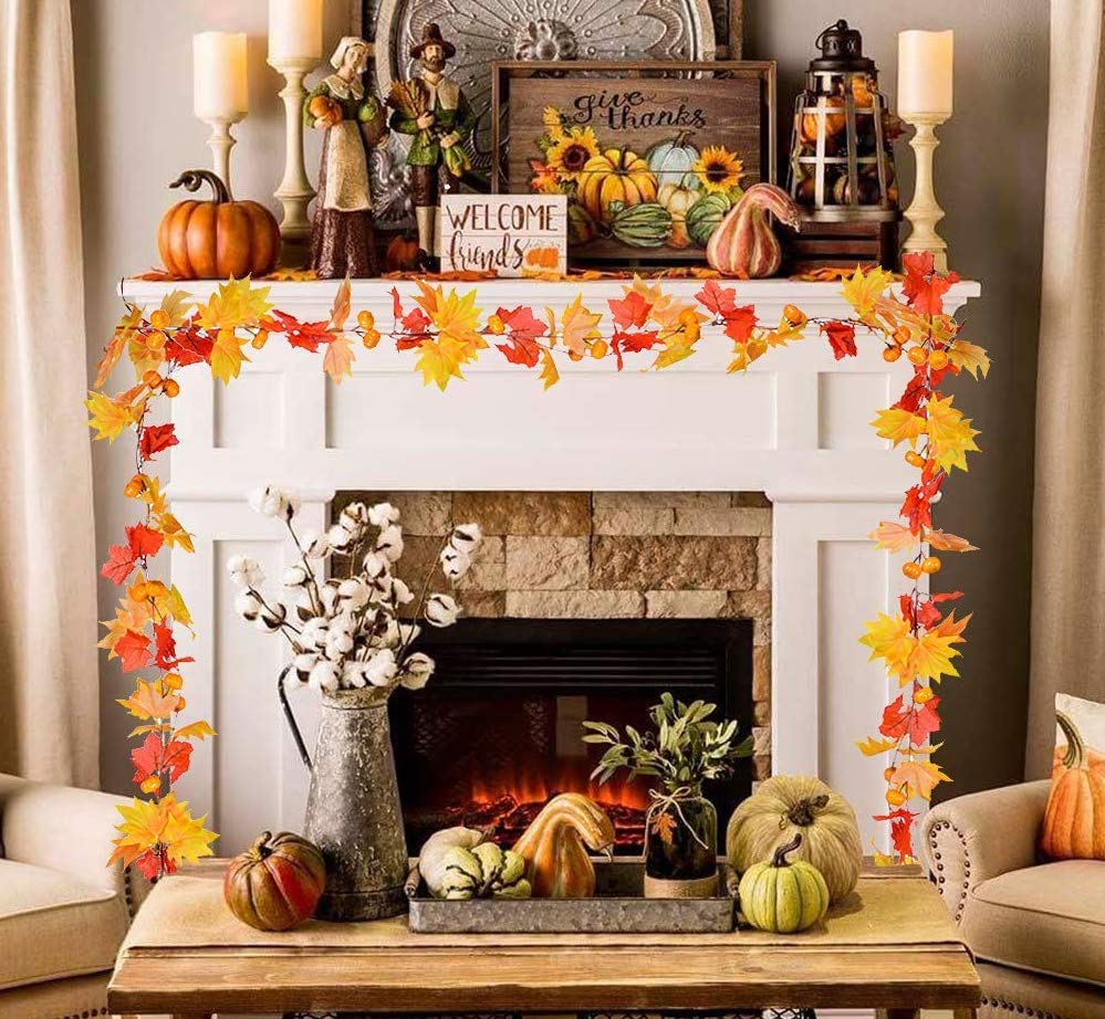 6 ways to decorate your apartment for Thanksgiving with stuff from Amazon