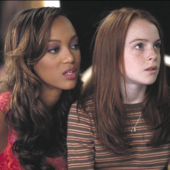 Freeform's newest poster for <em>Life-Size 2</em> will take you right back to Sunnyvale