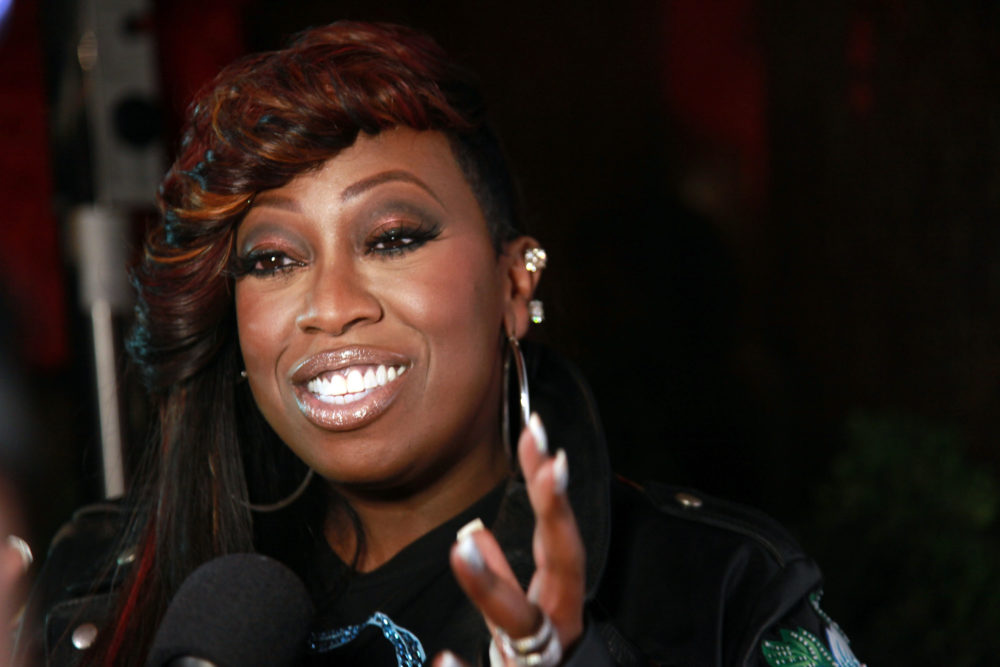 Missy Elliott is the first female rapper to <em>ever</em> get nominated for this prestigious honor, and heck yes