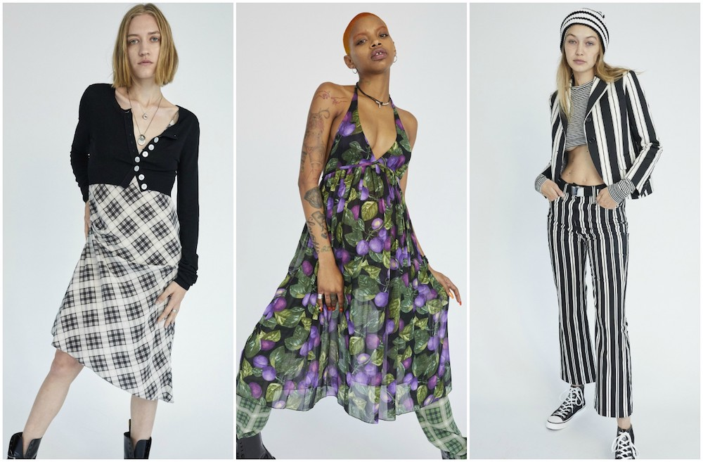 Marc Jacobs brought back his 1993 grunge collection that made him famous