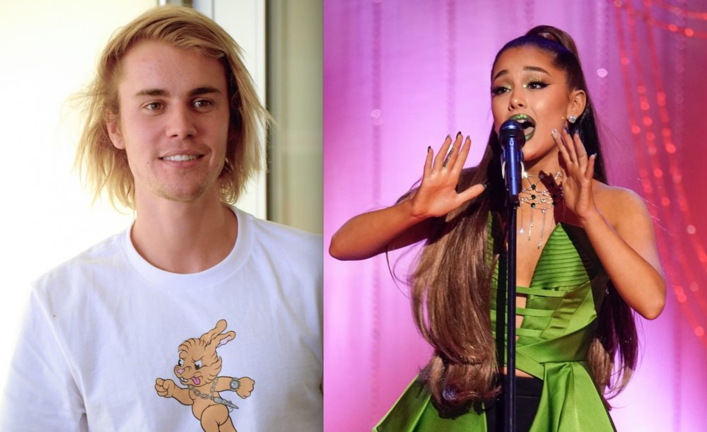 "Justin Bieber just weighed in on Ariana Grande's ""Thank U, Next"""