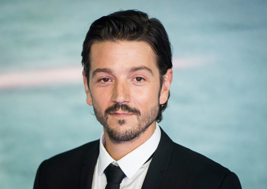 Calling all Rebel troops: Diego Luna will lead a <em>Star Wars</em> series for Disney's new streaming service