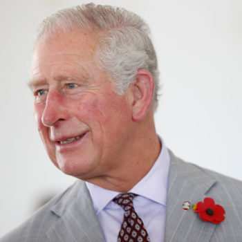 Prince Charles drives a luxury car that runs on wine, and it smells delicious