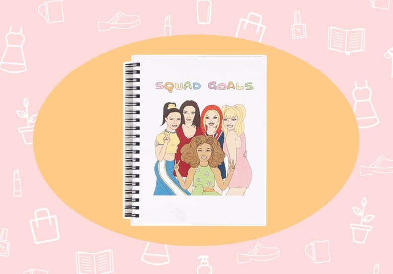 WANT/NEED: A Spice Girls notebook, and more stuff you want to buy