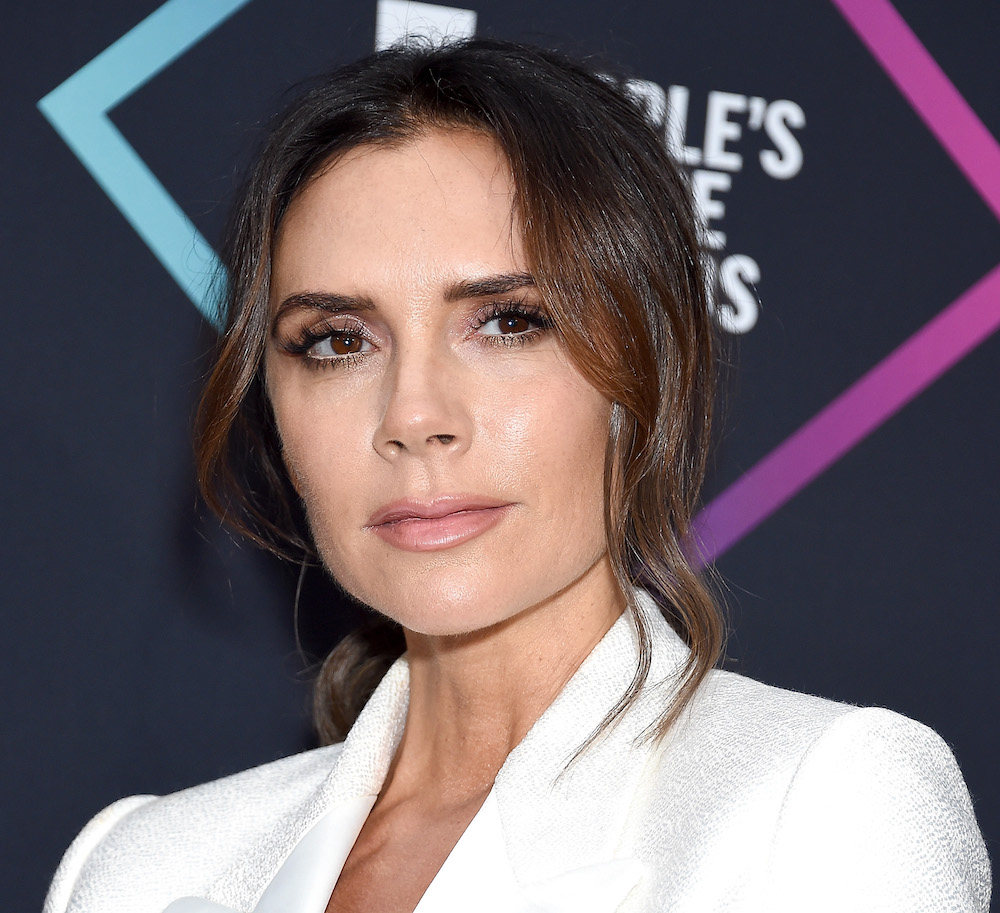 Victoria Beckham got a haircut in the back of a car, because getting glammed knows no boundaries