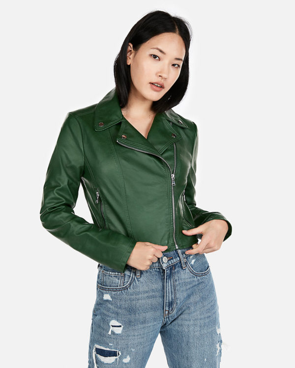 15 Vegan Leather Jackets That Won T Break The Bank Hellogiggles