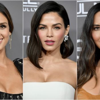 Jessica Alba, Jenna Dewan, and Olivia Munn all wore the same $13 lipstick on the red carpet