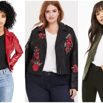 15 vegan leather jackets that will make you look cool as hell and won't break the bank