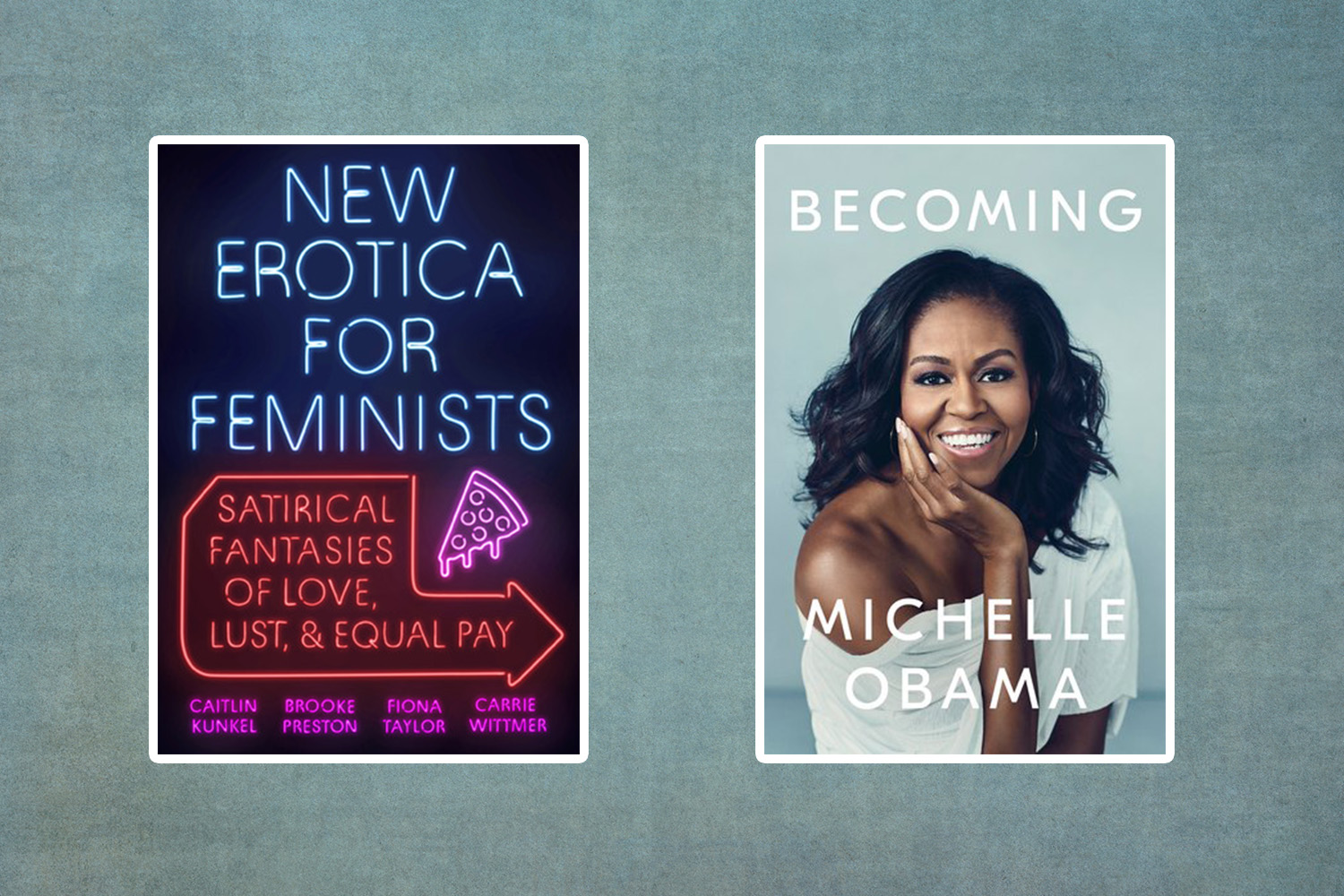 Books coming out this week: <em>New Erotica for Feminists</em>, <em>Becoming</em>, and more
