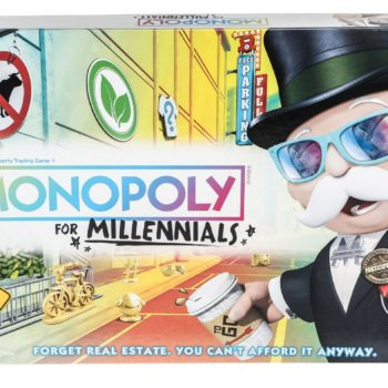 "Hasbro just released ""Monopoly for Millennials,"" and it's kind of offensive"