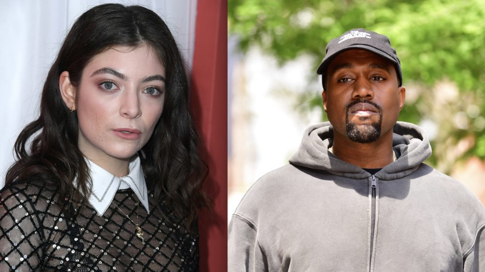 Lorde accused Kanye West of stealing her stage design—but there's more to this than meets the eye