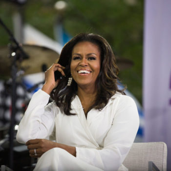 People think Michelle Obama may have gotten a new engagement ring