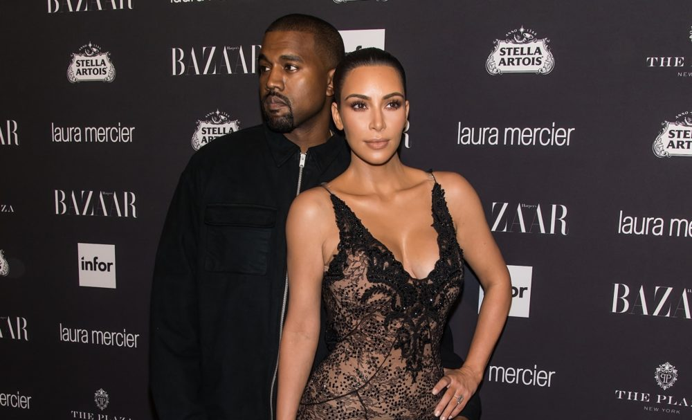 Kim Kardashian and Kanye West reportedly hired private firefighters to help save their neighborhood