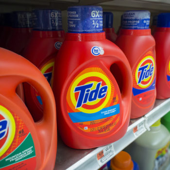 The internet thinks the new Tide box looks like boxed wine, and did we learn nothing from Tide pods?