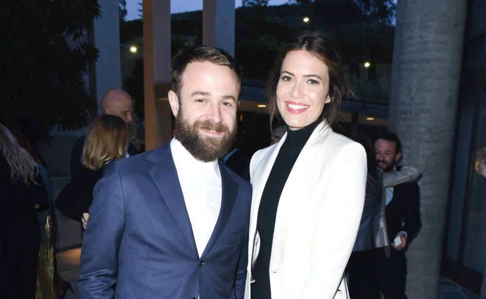 Mandy Moore teamed up with her fiancé Taylor Goldsmith for this hauntingly beautiful <em>This Is Us </em>song