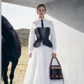 Jennifer Lawrence and Dior are being accused of ripping off Mexican culture