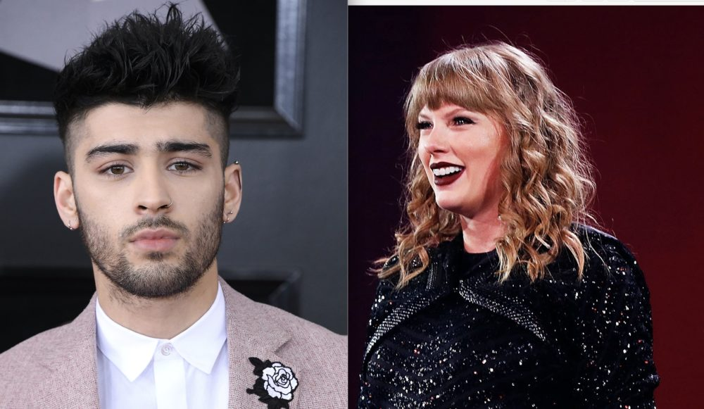 Zayn Malik may have confirmed an insane theory about Taylor Swift