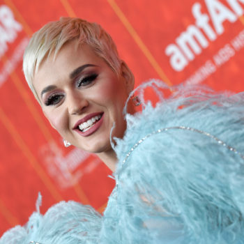 Katy Perry just dropped a surprise Christmas song—and it's a holiday bop