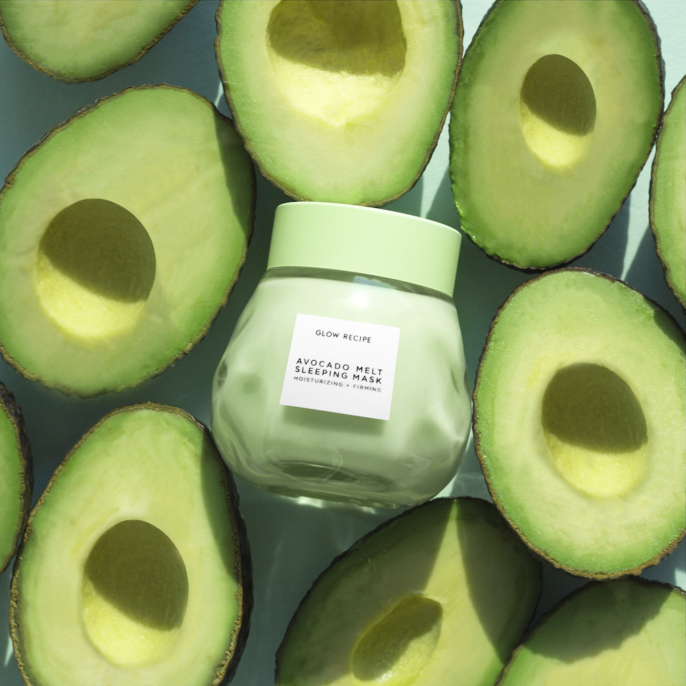 Glow Recipe is releasing an overnight mask that will make you crave avocado toast