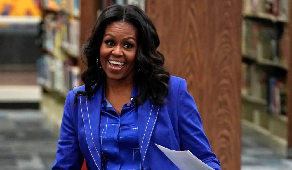 Michelle Obama revealed how to find a Barack of your very own, and we're all ears