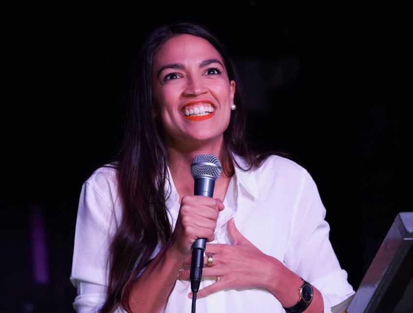 A conservative reporter tried to invalidate Alexandria Ocasio-Cortez's struggles because she wore nice clothes