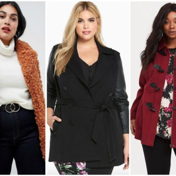 15 plus-size winter jackets and coats to help you sleigh the holiday season