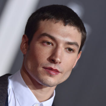 Ezra Miller donned heels, dresses, and lipstick for his <em>Playboy</em> shoot, and we're so here for this