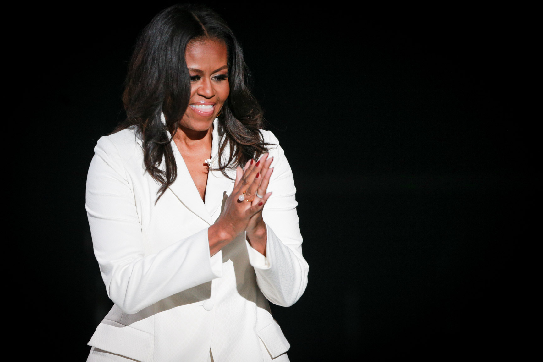 "Michelle Obama revealed what she really meant when she said, ""When they go low, we go high"""