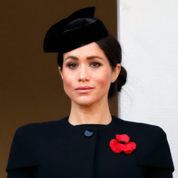 """Meghan Markle is reportedly being told to dress """"less like a Hollywood star"""" by palace aides"""