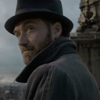 In <em>Fantastic Beasts</em>, young Dumbledore isn't the openly gay character I hoped for