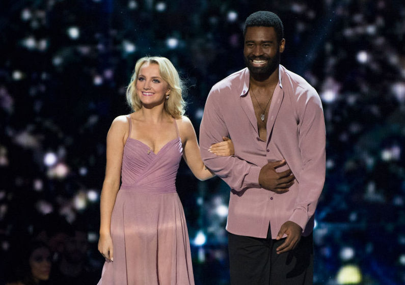 The <em>Harry Potter</em> cast reunited for Evanna Lynch's final <em>DWTS</em> performance, because Hogwarts friendships are forever