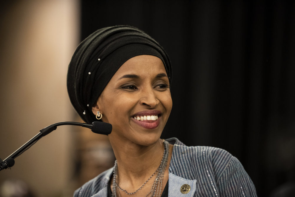 Representative-elect Ilhan Omar wants to lift the ban on religious headwear in Congress, and it's about time