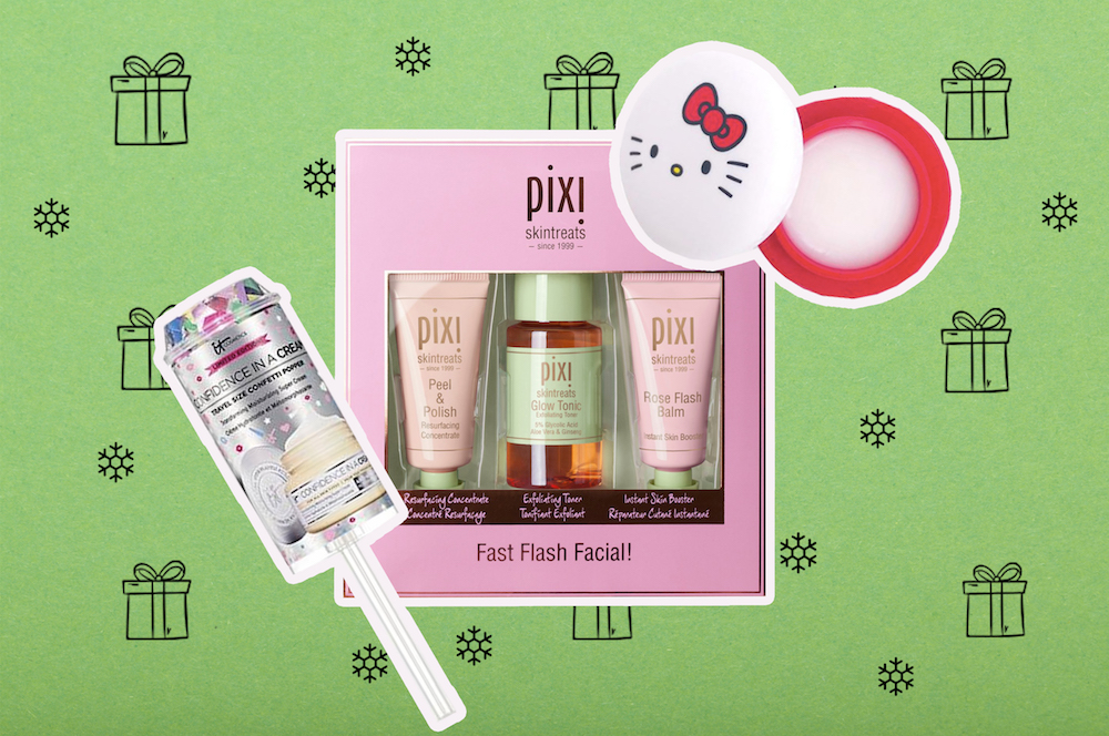 52 glorious stocking stuffers to give the beauty enthusiast on your list