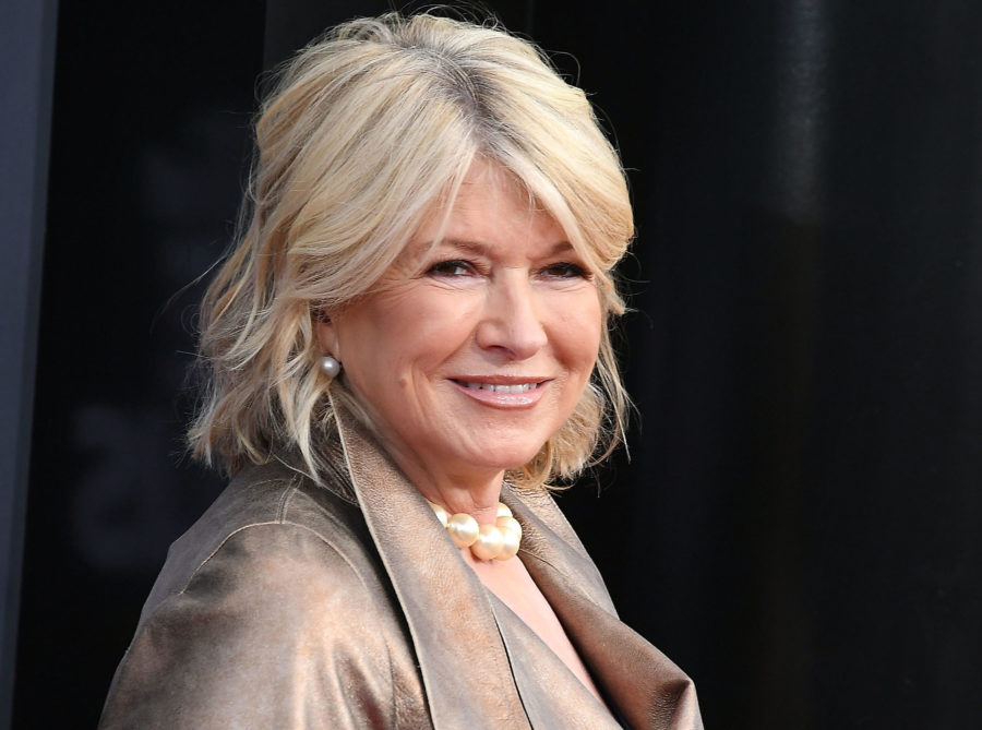 Martha Stewart took an Uber for the first time, and it did not go well