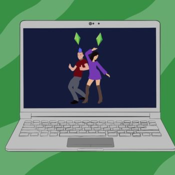 "How playing ""The Sims"" helps me manage my anxiety disorder"