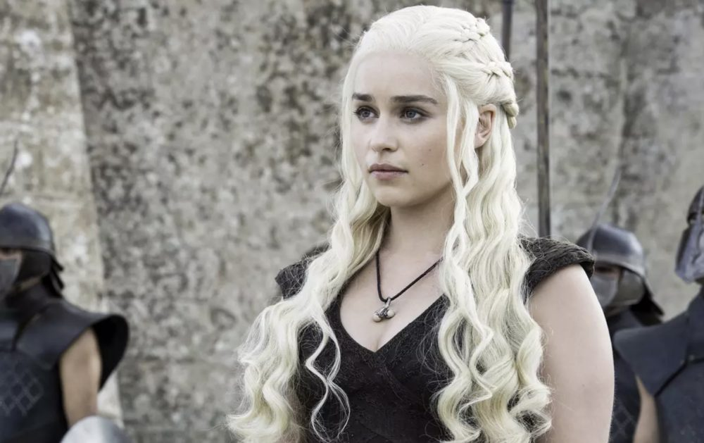George R.R. Martin says Dany should read <em>Fire and Blood</em>...and is that a <em>GoT</em> spoiler?