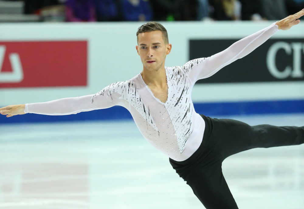 Adam Rippon confirmed he's retiring from skating, and his goodbye video will make you cry