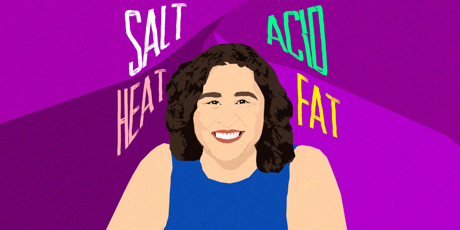 How Samin Nosrat shaped her Iranian-American identity through food and friendships with women of color