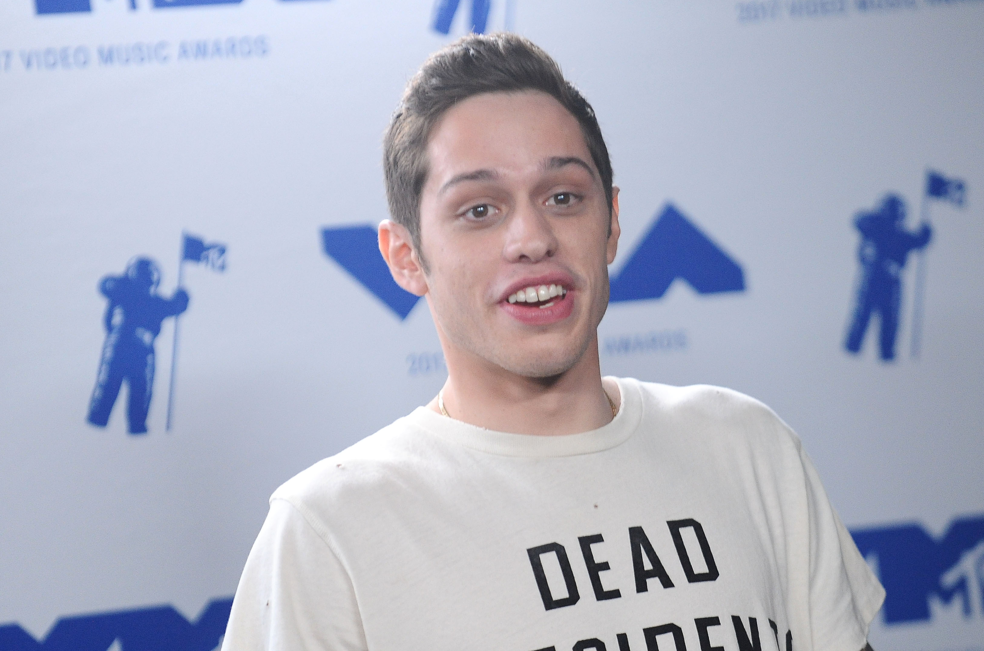 Pete Davidson just got a tattoo of a VERY unexpected new lady