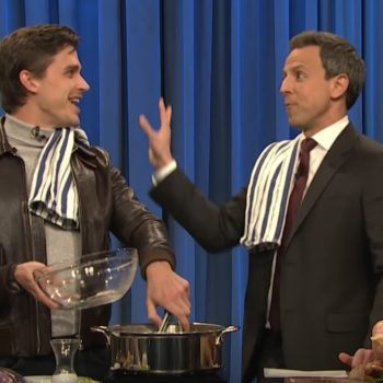 "Antoni Porowski's ""leftover turkey hack"" will change your Thanksgiving leftover game forever"