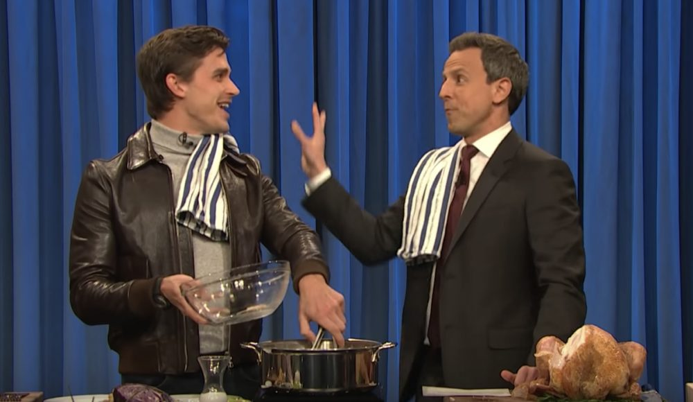 "Antoni Porowski's ""leftover turkey hack"" will change your Thanksgiving leftovers game forever"